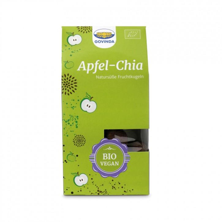 Apfel Chia Kugeln bio 120g Govinda