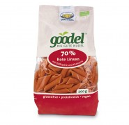 "G.Goodel Penne""Rote Linse-Lupine"" kbA 200g"