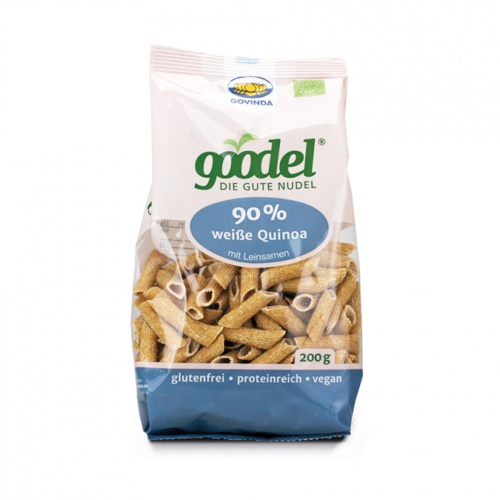 Goodel weiße Quinoa bio 200g Govinda