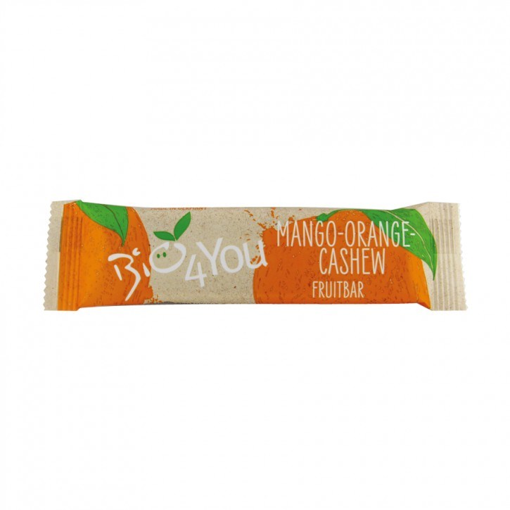 Fruitbar bio Mango Orange Cashew 30g