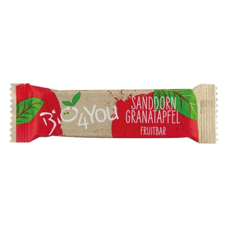 Fruitbar Bio Sanddorn Granatapfel  30g