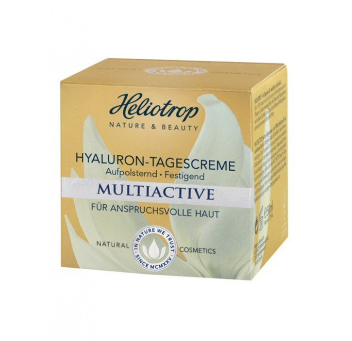 MULTIACTIVE Hyaluron Tagescreme, 50ml
