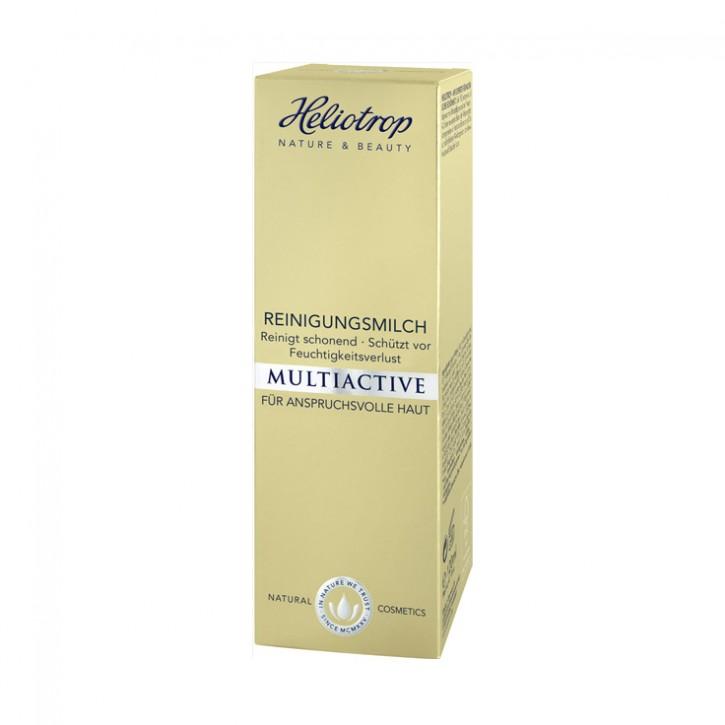 MULTIACTIVE Reinigungsmilch Heliotrop 120ml