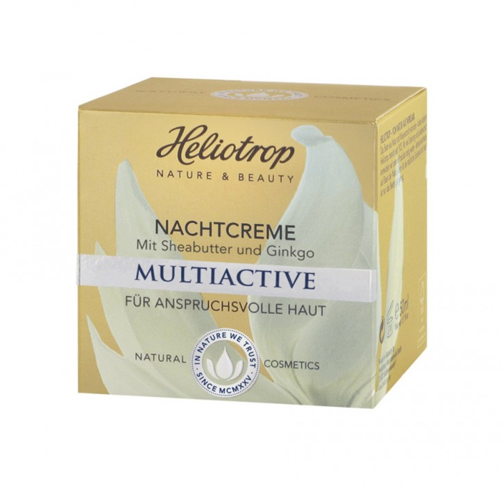 MULTIACTIVE Nachtcreme, 50ml