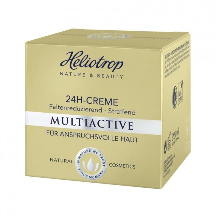 Multi Activ 24h Creme 50ml Heliotrop