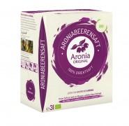 ARONIA MUTTERSAFT  kbA Aronia Original 3l