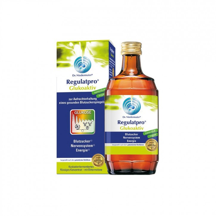 Regulatpro 350ml Niedermayer