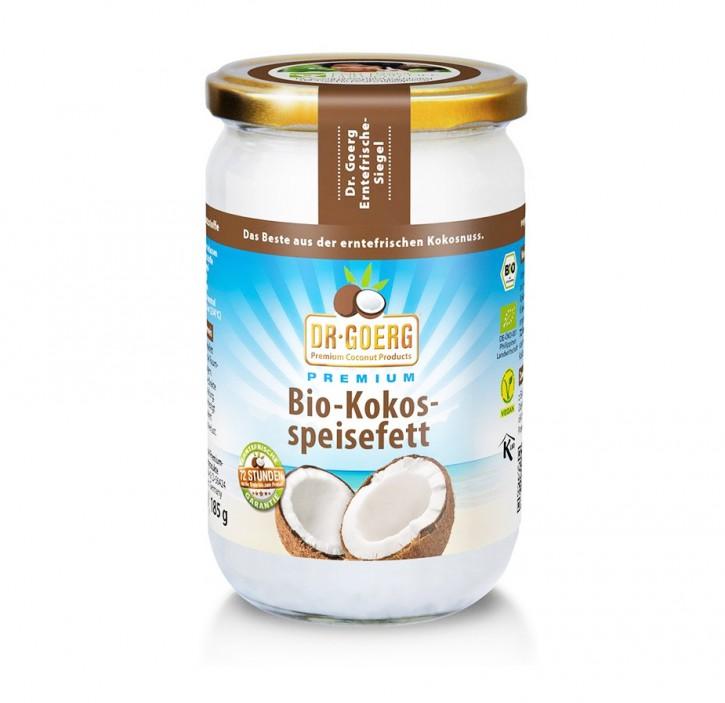 Premium Bio-Kokosspeisefett, 200ml