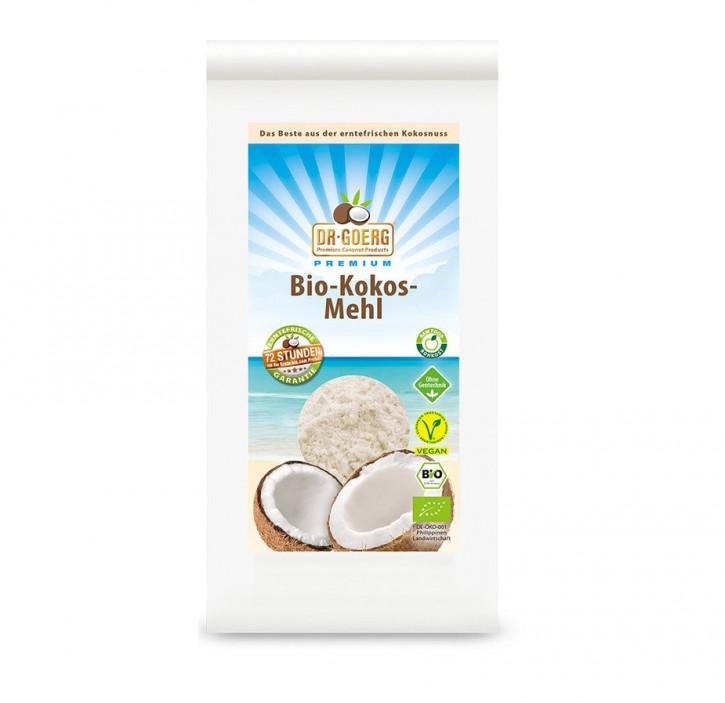 Premium Bio-Kokosmehl, 600g