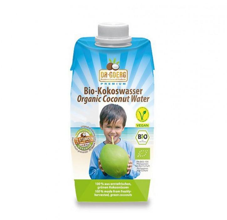 Dr. Goerg Bio Kokoswasser  330ml