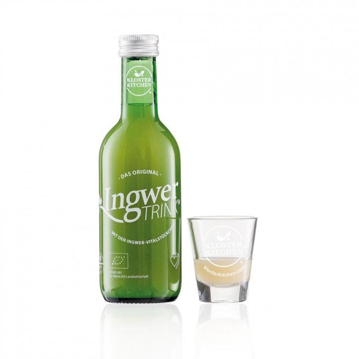 Ingwer Trink 250ml KlosterKitchen