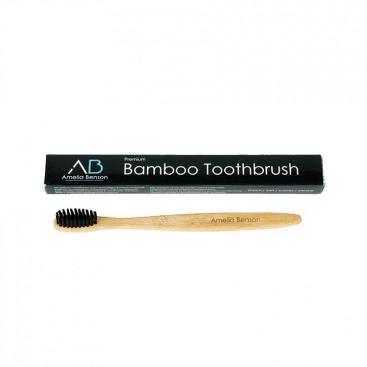 PREMIUM Bamboo Toothbrush 1 Stk. Amelia Benson