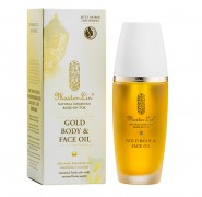 Gold Body & Face Oil 60ml MasterLin