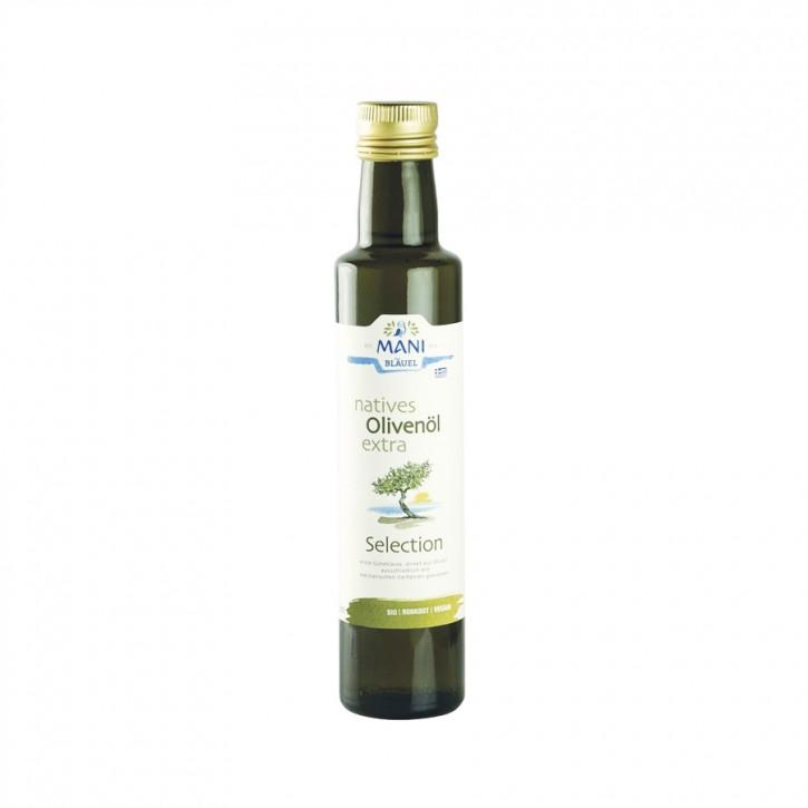 Bio Olivenöl nativ extra 250ml Mani