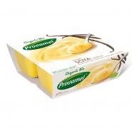 Sojadessert vanille 4x125g