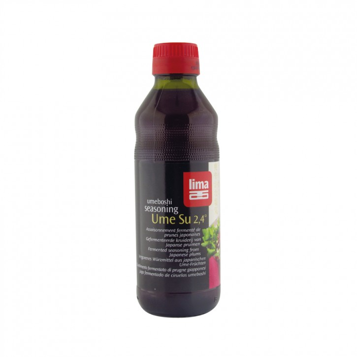 Ume-Su, japan. Umeboshi Essig 250ml Lima