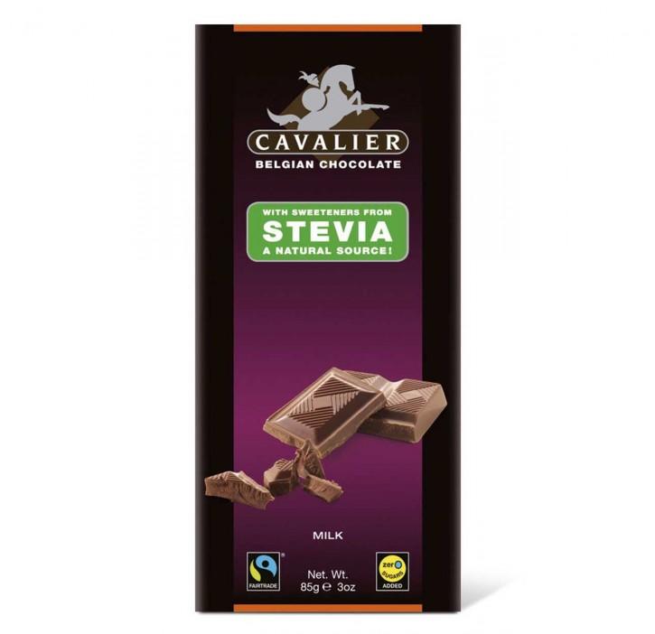 Stevia Milchschokolade85g