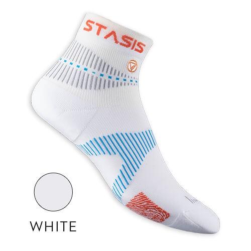 VOXX STASIS ATHLETIC Minicrew Black 1 Paar S 35-38 Neuro Socks