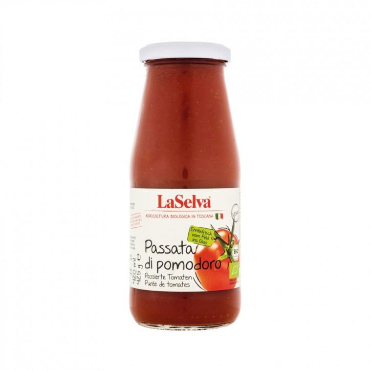 Bio Tomatenpassata ohne Salz  690g LaSelva