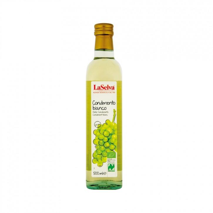 BALSAMICO Condimento Bianco bio 500ml LaSelva
