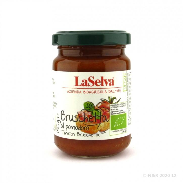 LaSelva BRUSCHETTA aus Tomaten kbA 150g