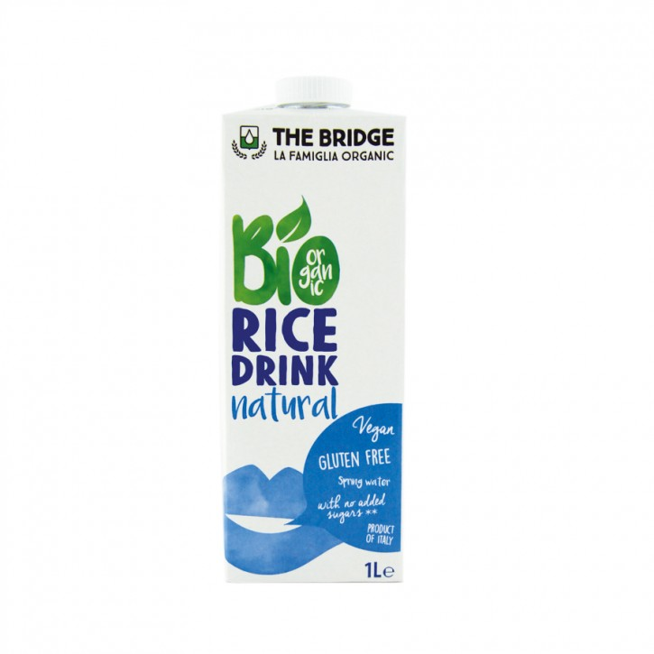 Bio Reis Drink natur 1l Bridge
