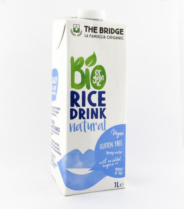 Bio Reis Drink natur 1l Bridge