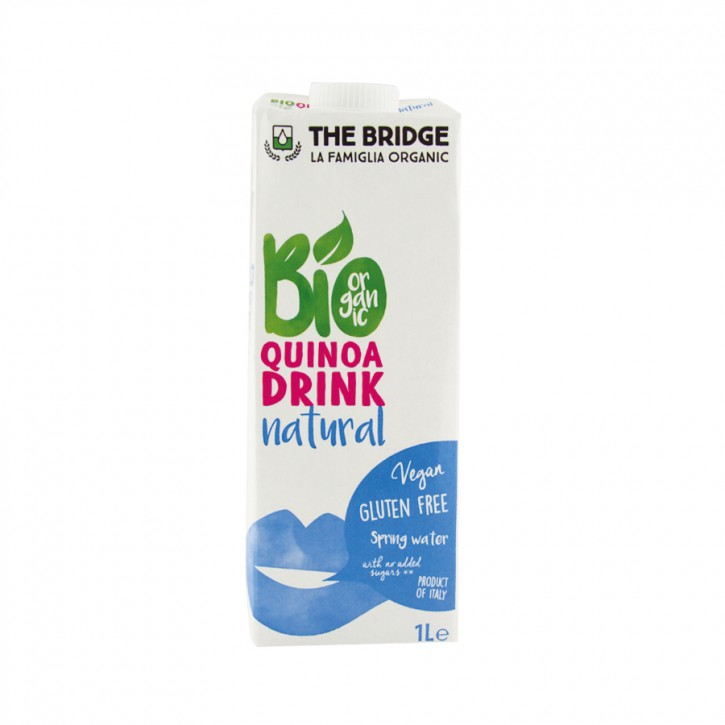Bridge BIO Quinoa Reisdrink 1000ml