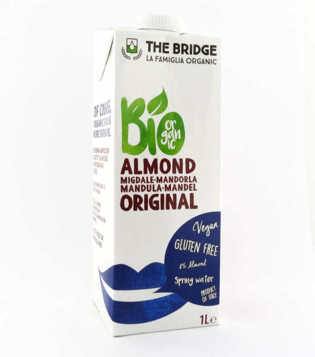 Bridge BIO MANDEL (ALMOND) DRINK 1000ml