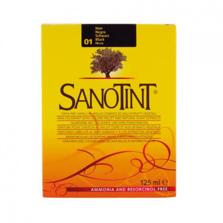 Sanotint Classic Schwarz 01 125ml Sanotint