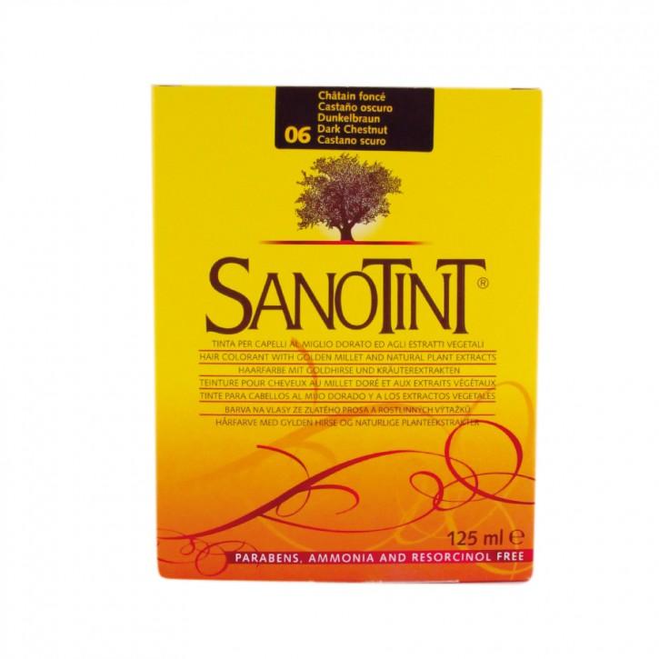 Sanotint Classic Dunkelbraun 06 125ml Sanotint
