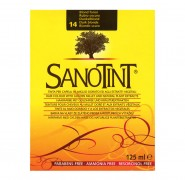 FARBE DUNKELBLOND 14  Sanotint 1Stk