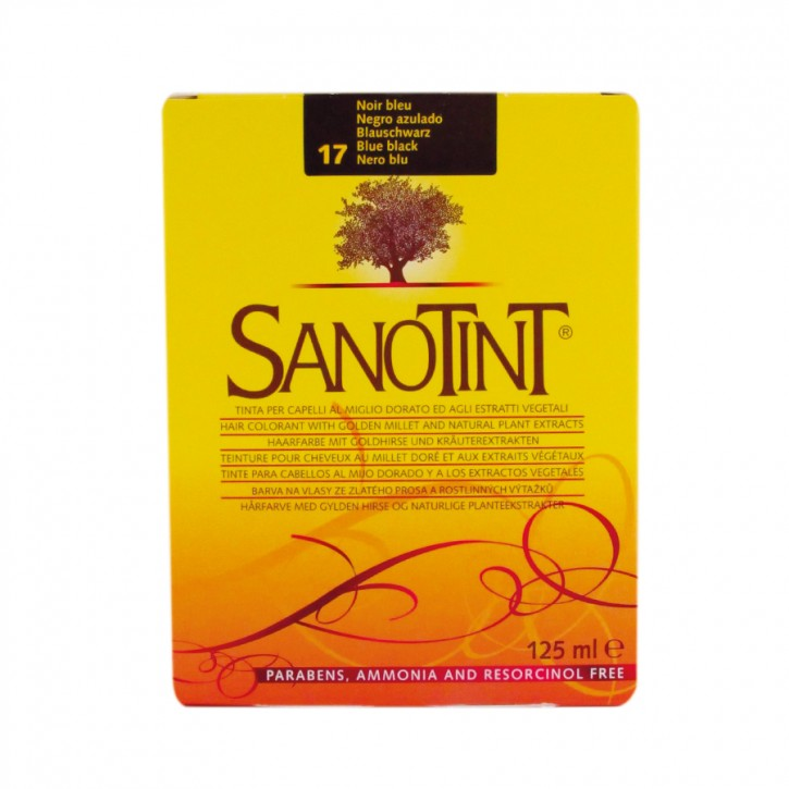 Sanotint Classic Schwarzblau 17 125ml Sanotint