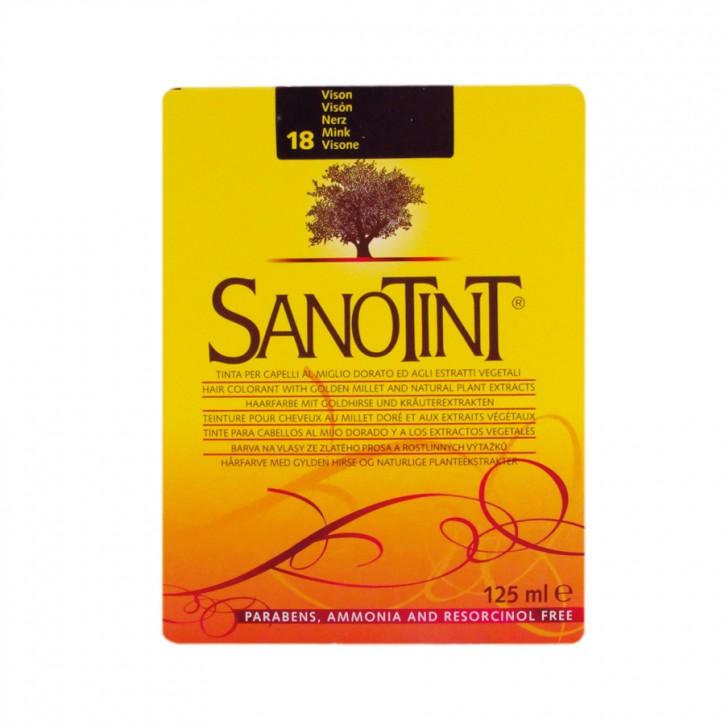Sanotint Classic Nerzblond 18 125ml Sanotint