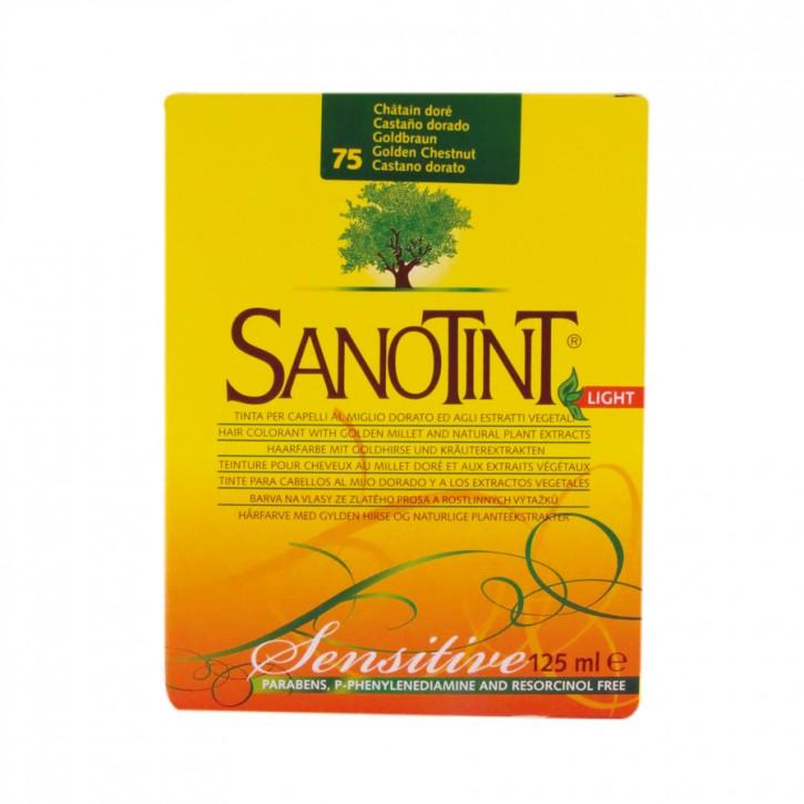 "Sanotint Sensitiv ""Light"" Goldblond kupfer 76 125ml Sanotint"