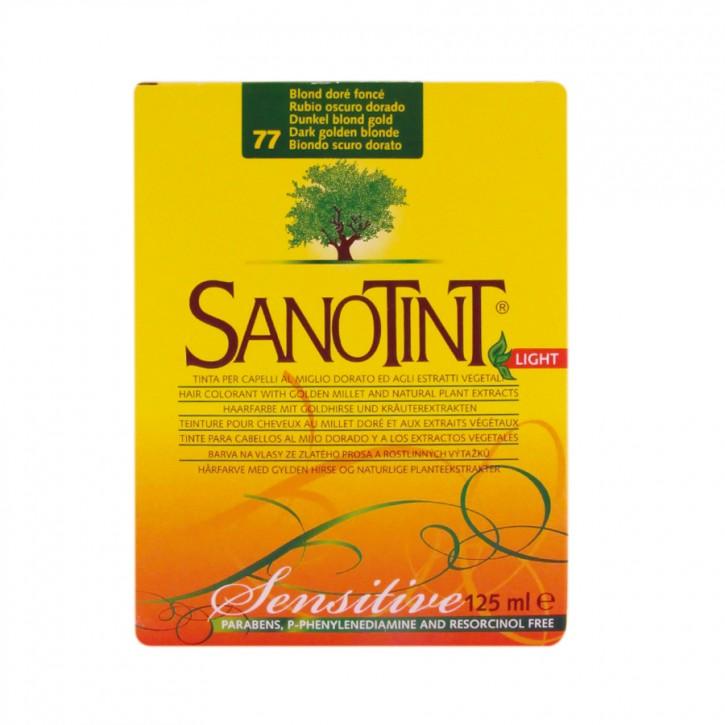 """Sanotint Sensitiv """"Light"""" Mittelblond 77 125ml Sanotint"""