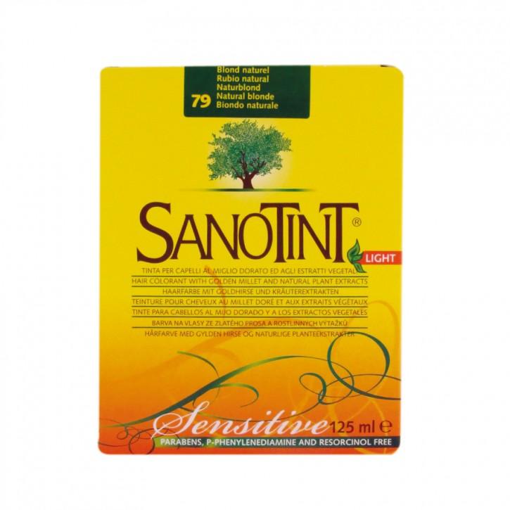 """Sanotint Sensitiv """"Light"""" Hellblond gold 79 125ml Sanotint"""