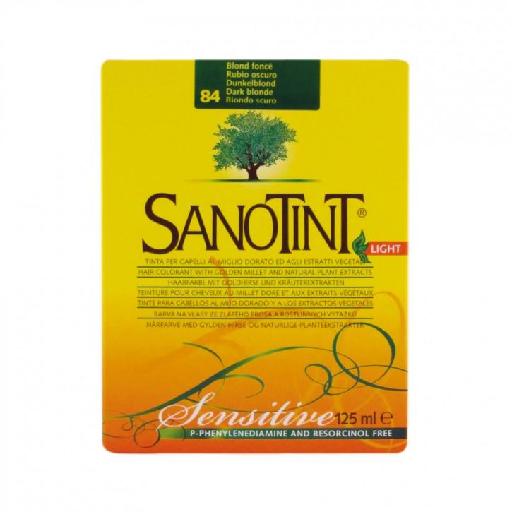 "Sanotint Sensitiv ""Light"" Goldbraun kupfer 84 125ml Sanotint"