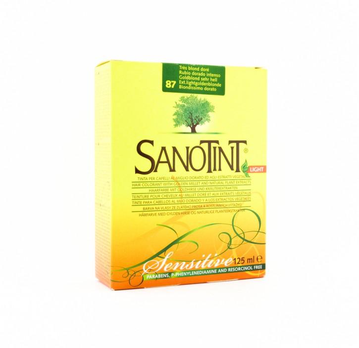 "Sanotint Sensitiv ""Light"" Honigblond extra hell 87 125ml Sanotint"