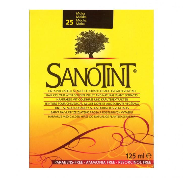 Sanotint Classic Mokka 25 125ml Sanotint