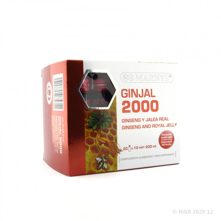 Marnys GINJAL 2000 20x10ml