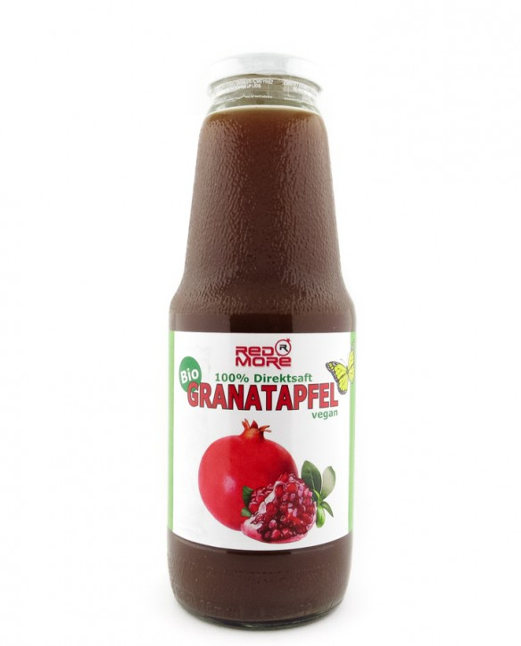 Granatapfelsaft bio Red More 1l
