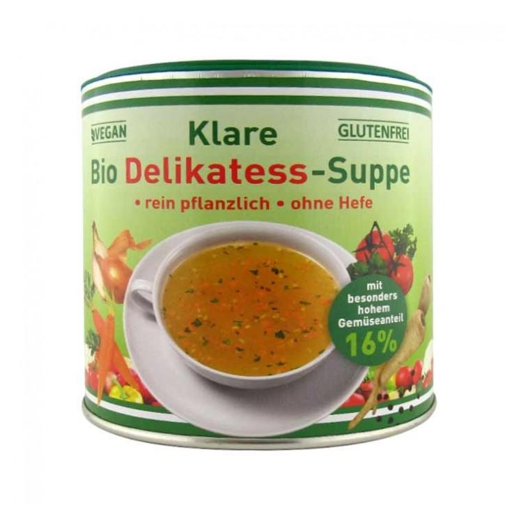 Bio Klare Delikatess Suppe 400g