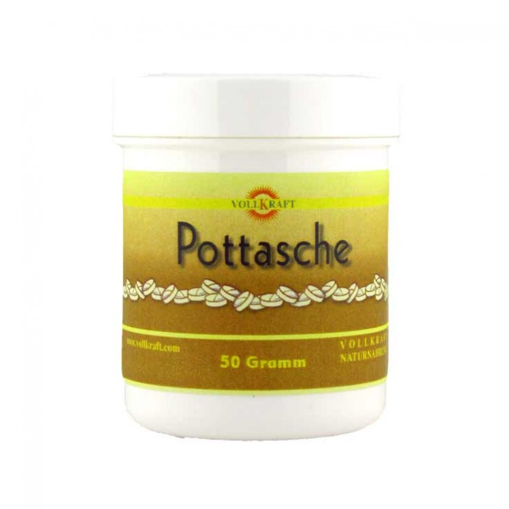 Pottasche 50g Vollkraft