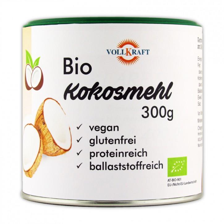 Bio Kokosmehl 300g Vollkraft