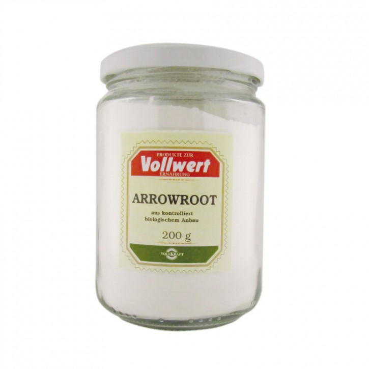 Arrowroot bio 200g Vollkraft