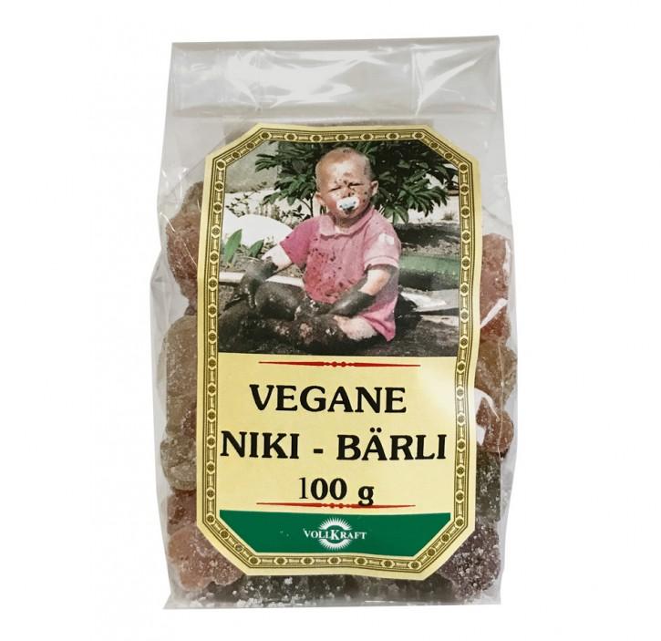 Vegane Niki Bärli 100g