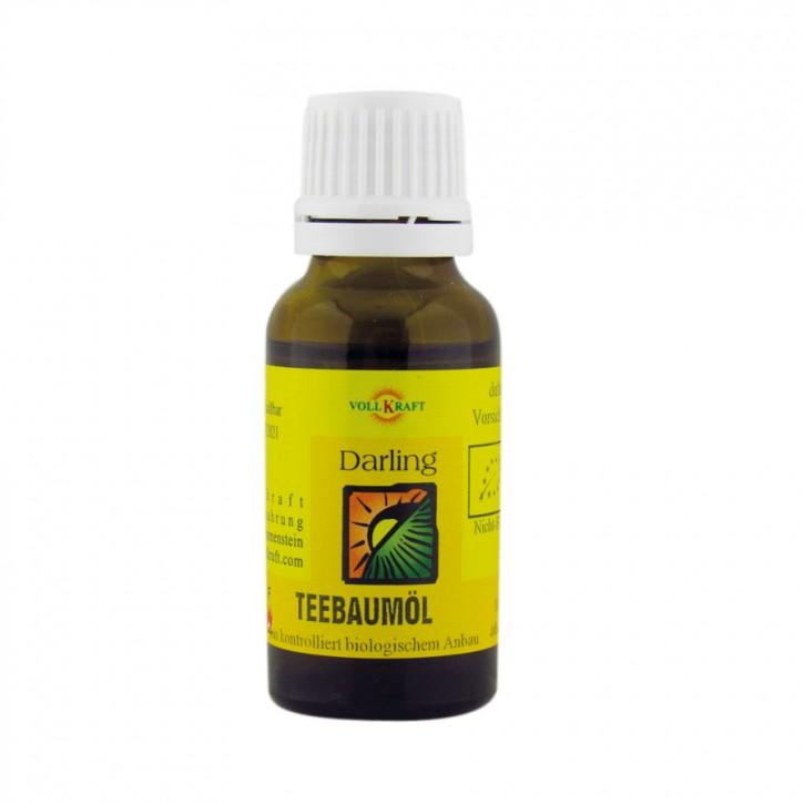 Darling Teebaumöl bio 20ml Vollkraft
