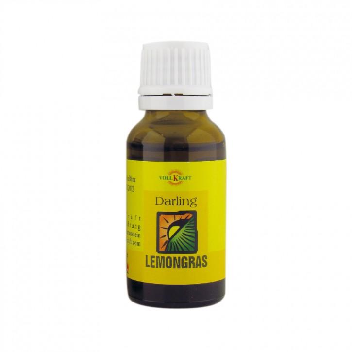 Darling Lemongras Öl 20ml Vollkraft