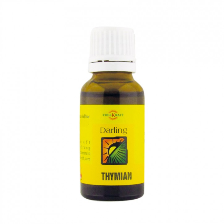 Darling Thymian Öl 20ml Vollkraft